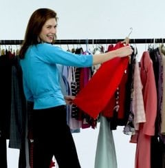 CMB clothes rail