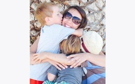 Motherhood, Starting a Business and Simon Cowell