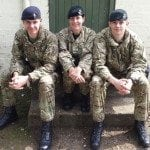 Changing Career through volunteering with the Army Cadet Force