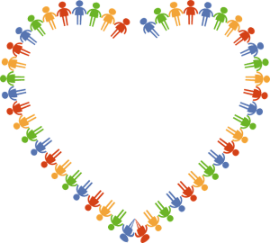 Working Mums Community Heart